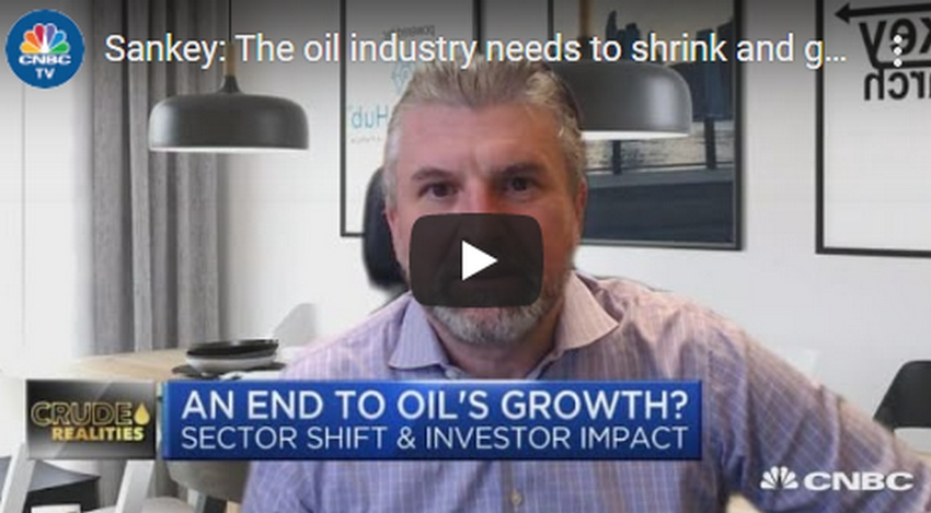 CNBC video oil