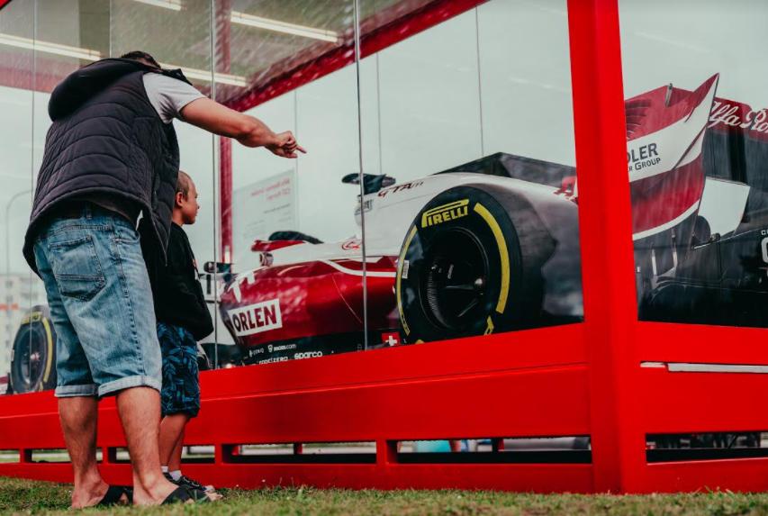 Formule 1 Benzina PKN Orlen