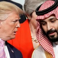 Trump oil war Saudia Russia