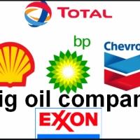 Big oil cmpany