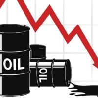 cena ropy klesá